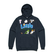 Little Champions - Masters - Unisex Stencil Boutique Hoody by 'As Colour '